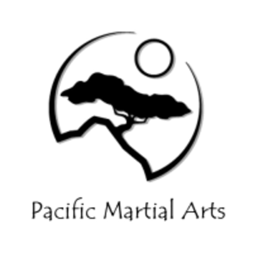 Pacific Martial Arts logo