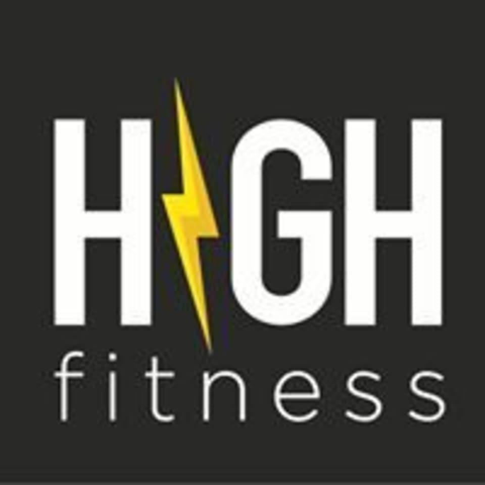 HIGH Fitness Clovis Amy Litman logo