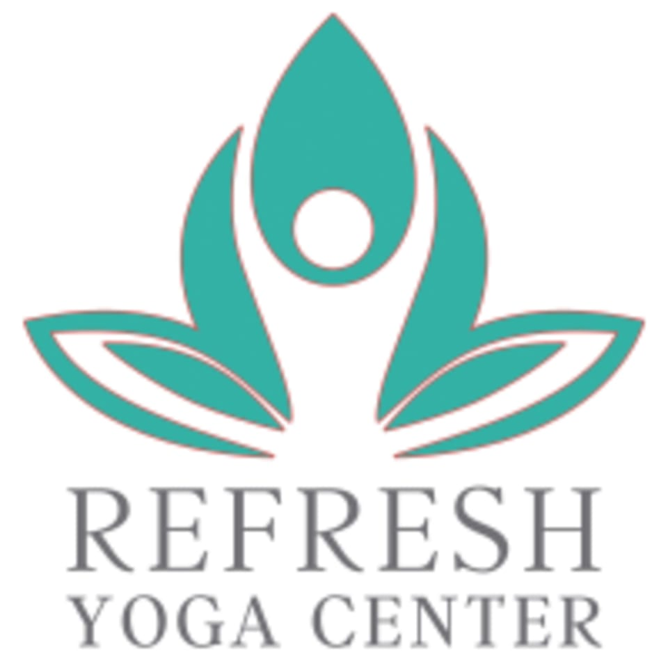 Refresh Yoga Center logo