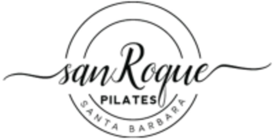 San Roque Pilates logo