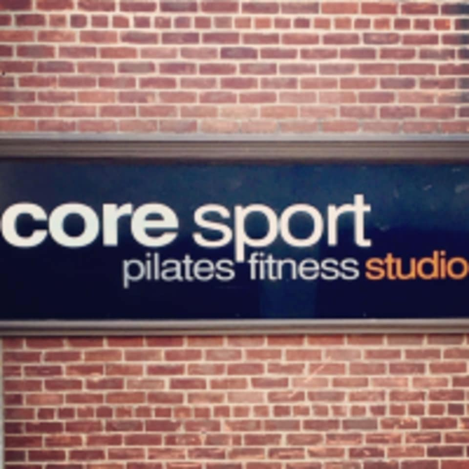 Core Sport Pilates Fitness Studio logo