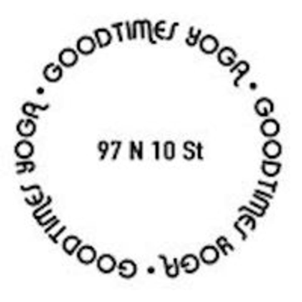 Goodtimes Yoga logo