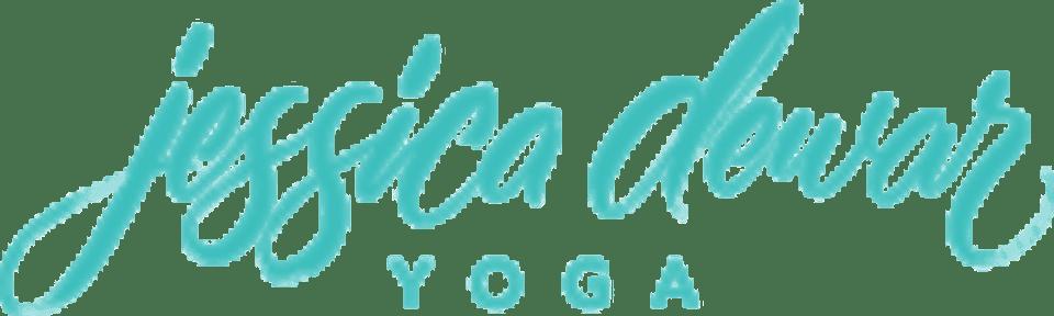 Jessica Dewar Yoga logo
