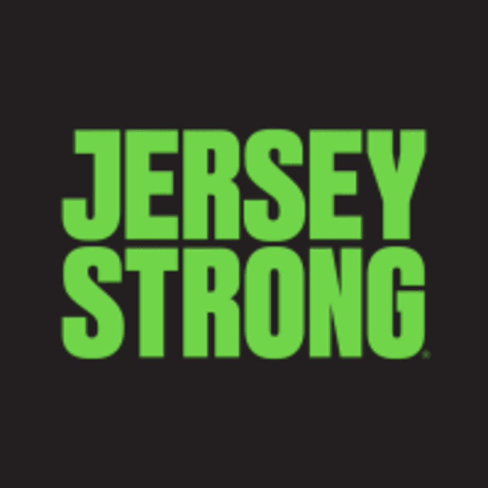 Jersey Strong  logo