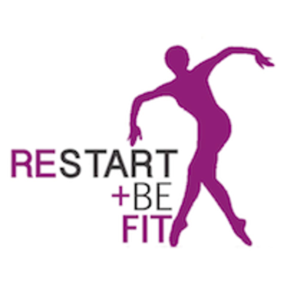 Restart and Be Fit logo