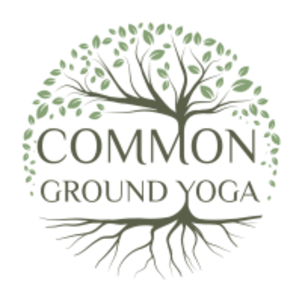 Common Ground Yoga logo