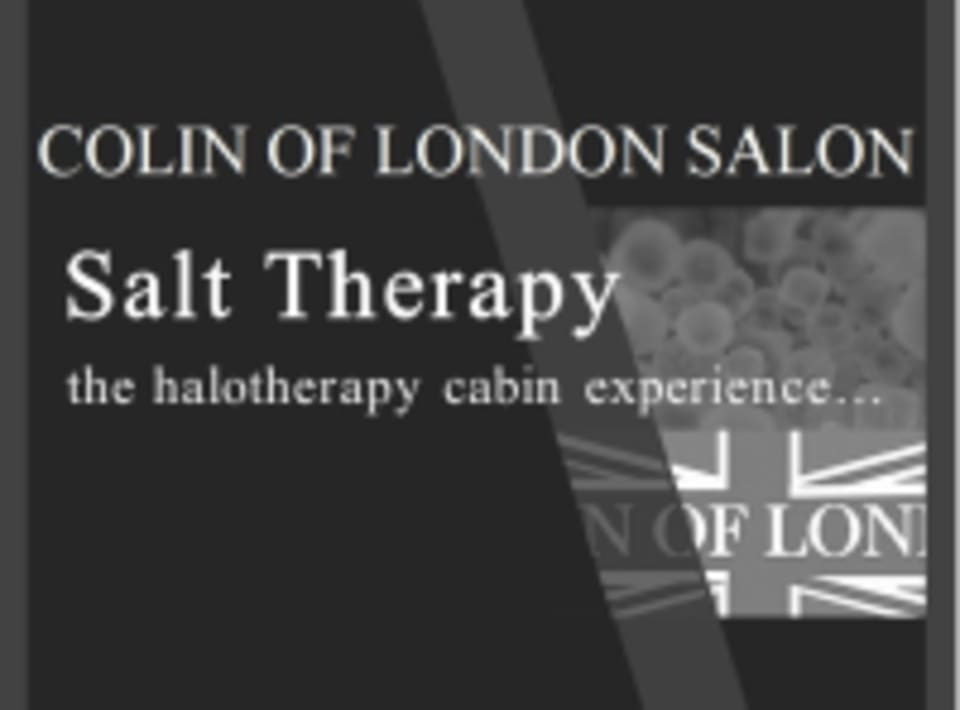Colin Of London Salon And Salt Therapy logo