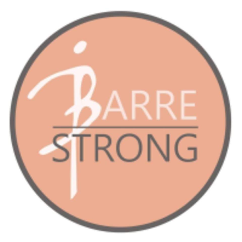 Barre Strong logo