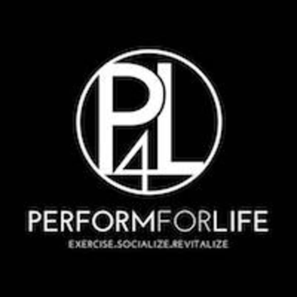 Perform For Life - Hayes Valley logo