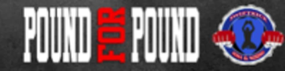 Pound For Pound - MMA & Boxing logo