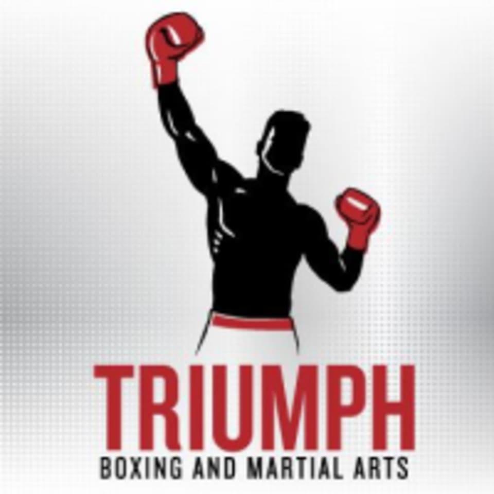 Triumph Boxing & Martial Arts logo