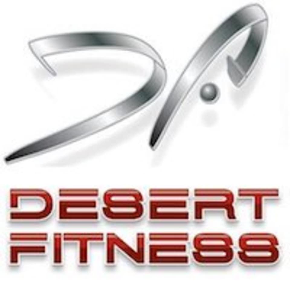 Desert Fitness logo