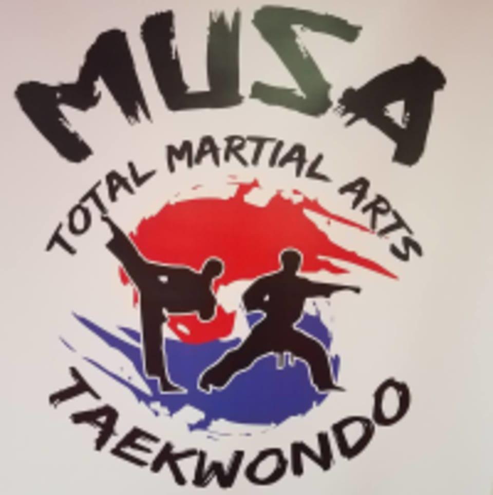 Mu-Sa Total Martial Arts logo