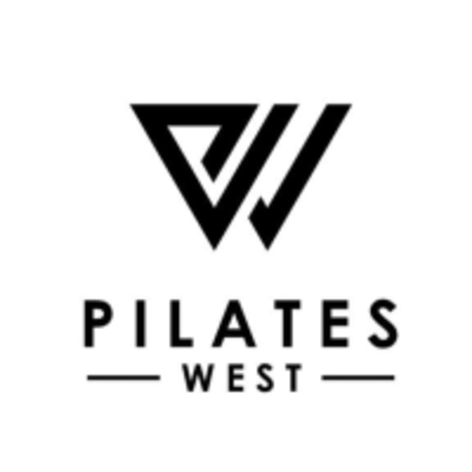 Pilates West logo