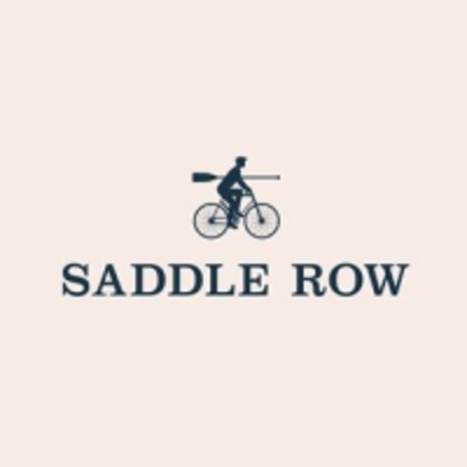 Saddle Row logo