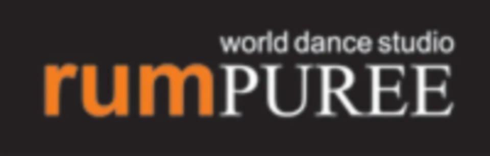 rumPUREE – world dance studio logo