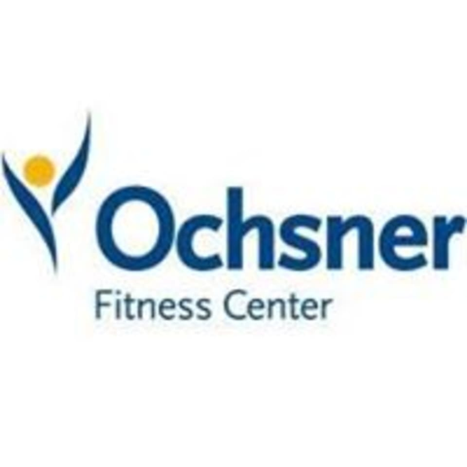 Ochsner Fitness Center logo
