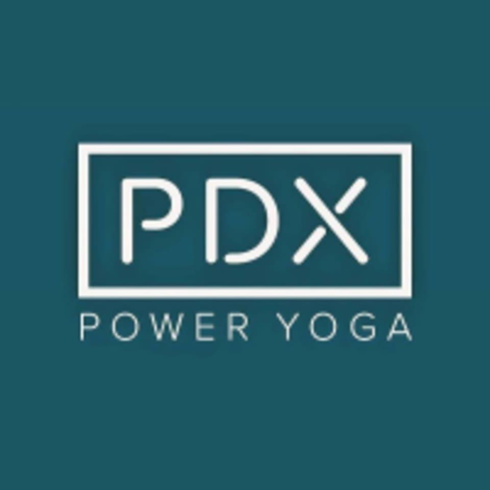 PDX Power Yoga logo