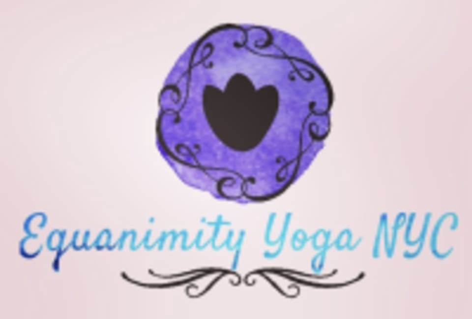 Equanimity Yoga NYC logo