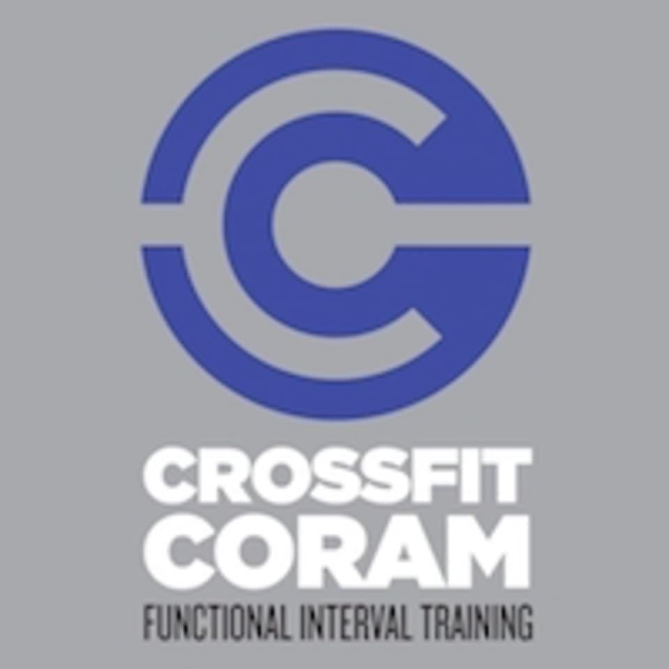 CrossFit Coram logo