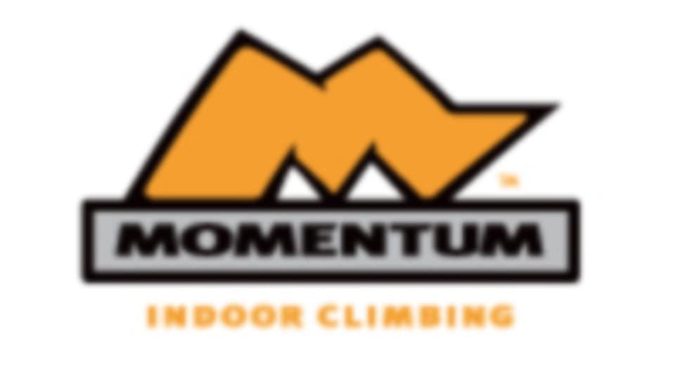 Momentum Climbing logo