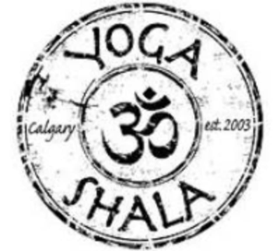Yoga Shala Calgary logo
