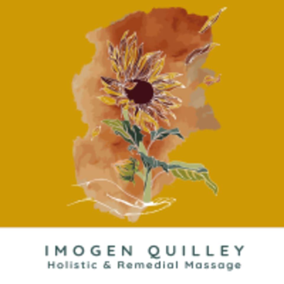 Imogen Quilley Massage logo