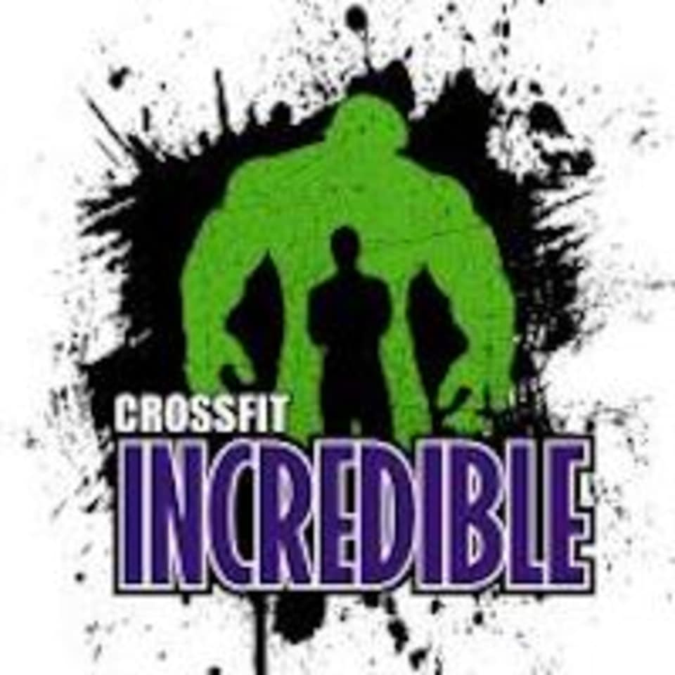 CrossFit Incredible logo