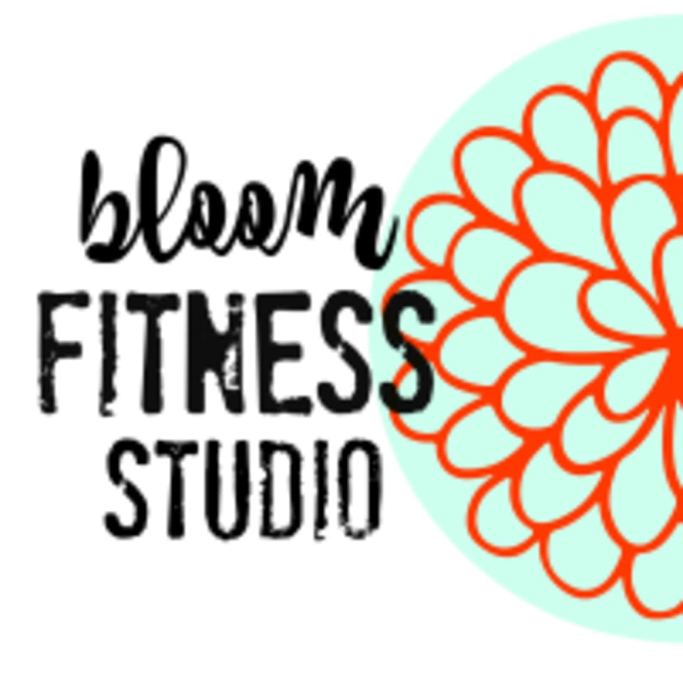 Bloom Fitness Studio logo
