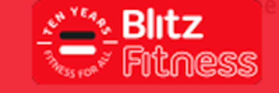 BlitzFitness  logo