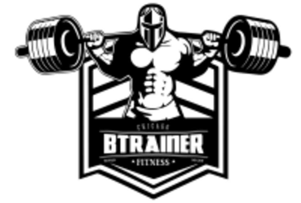 BTrainer Fitness logo