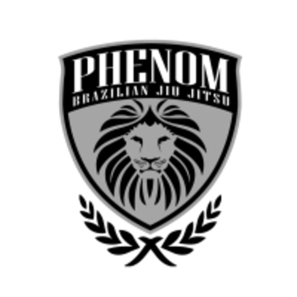 Phenom Brazilian Jiu-Jitsu logo