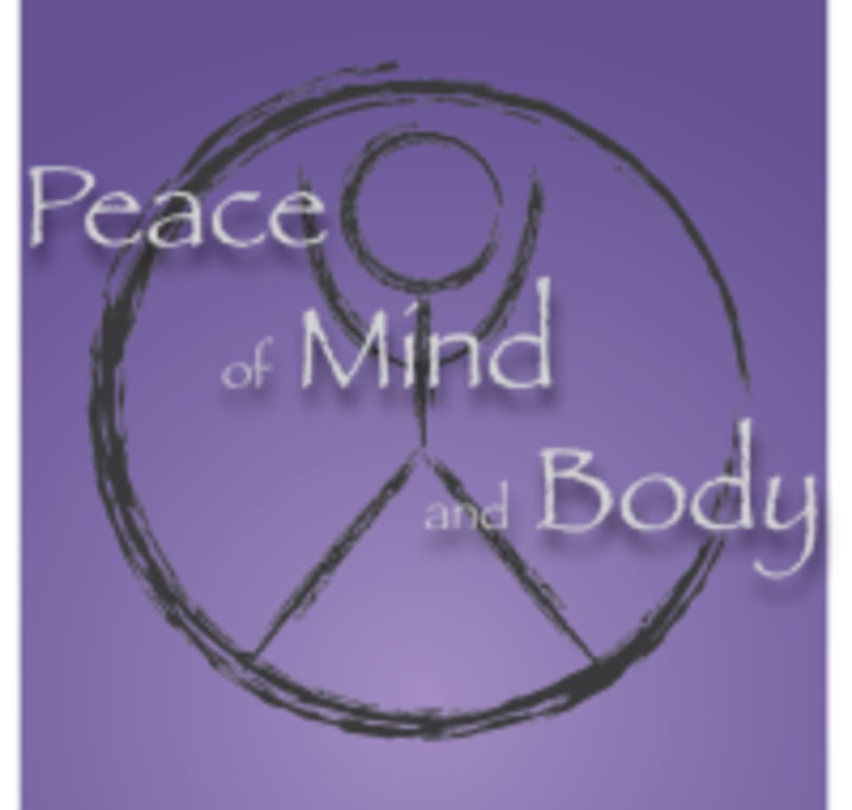 Peace of Mind and Body Wellness Studio logo