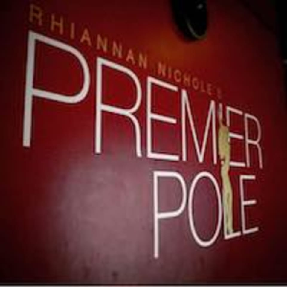 Rhiannan Nichole's Premier Pole logo