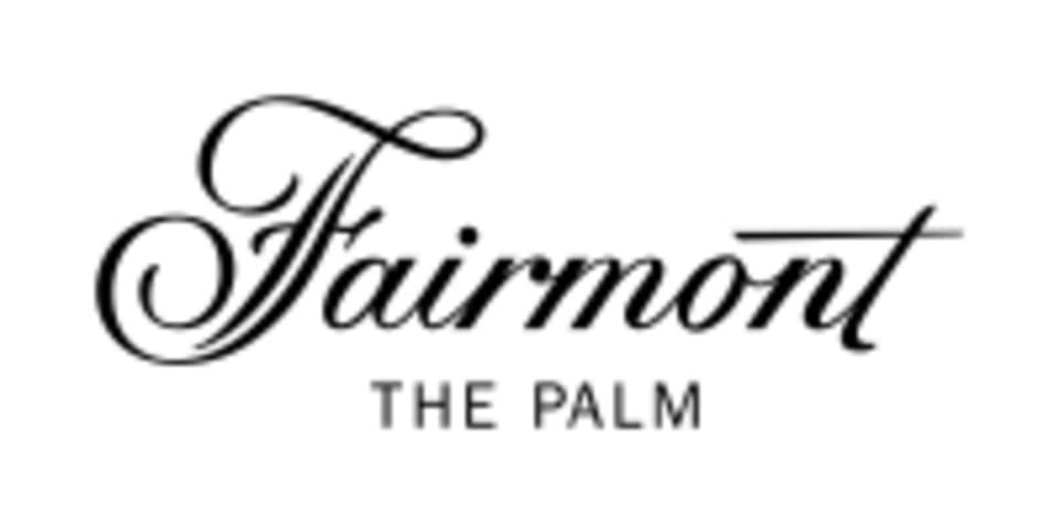 Fairmont The Palm logo