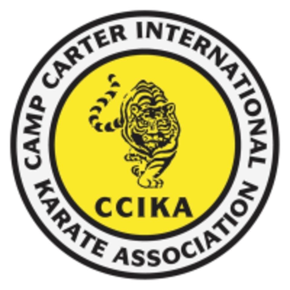 Camp Carter International Karate Association logo