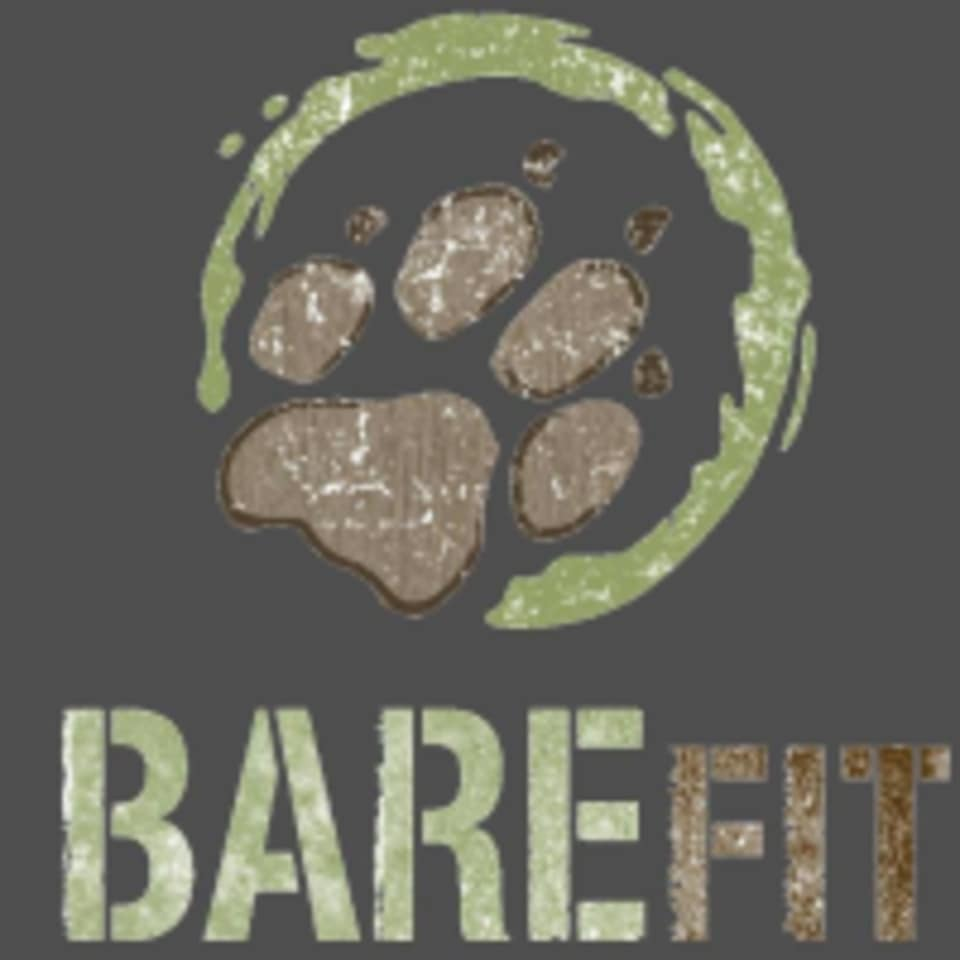 BAREfit Adventure Training logo