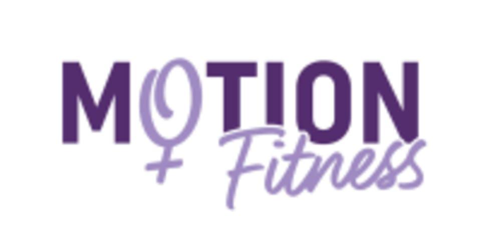 Motion Ladies Fitness Center logo
