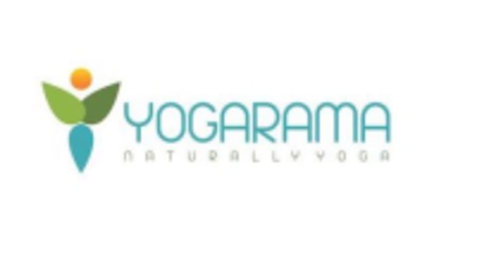 Yogarama logo