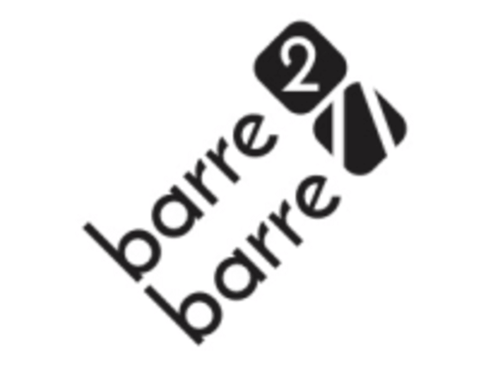 Barre 2 Barre logo