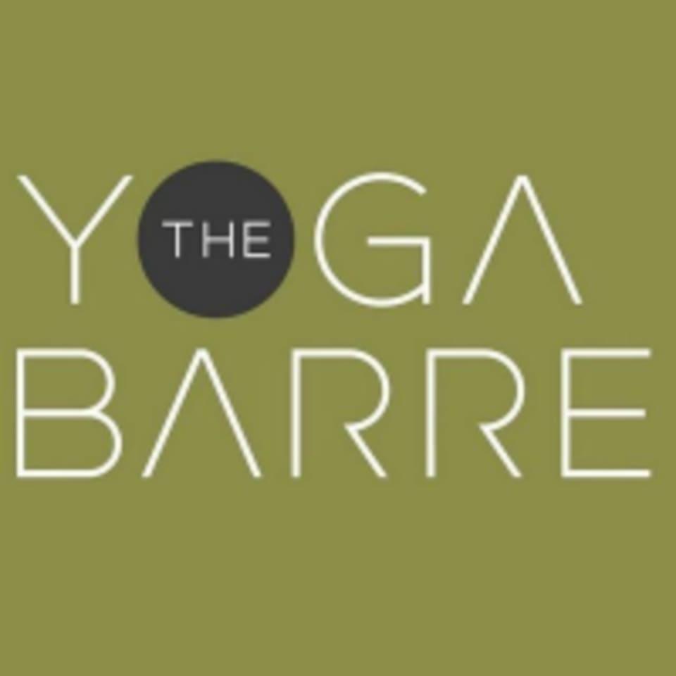 The Yoga Barre logo