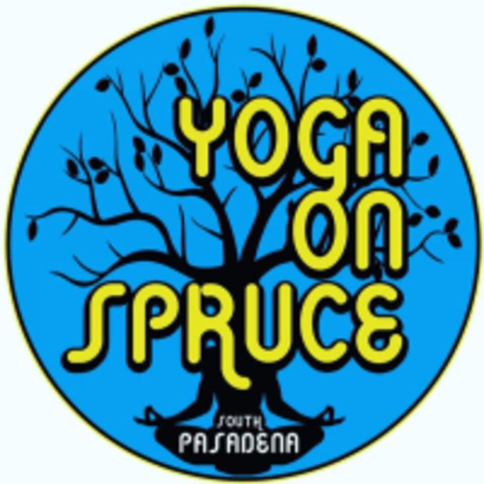 Yoga On Spruce logo