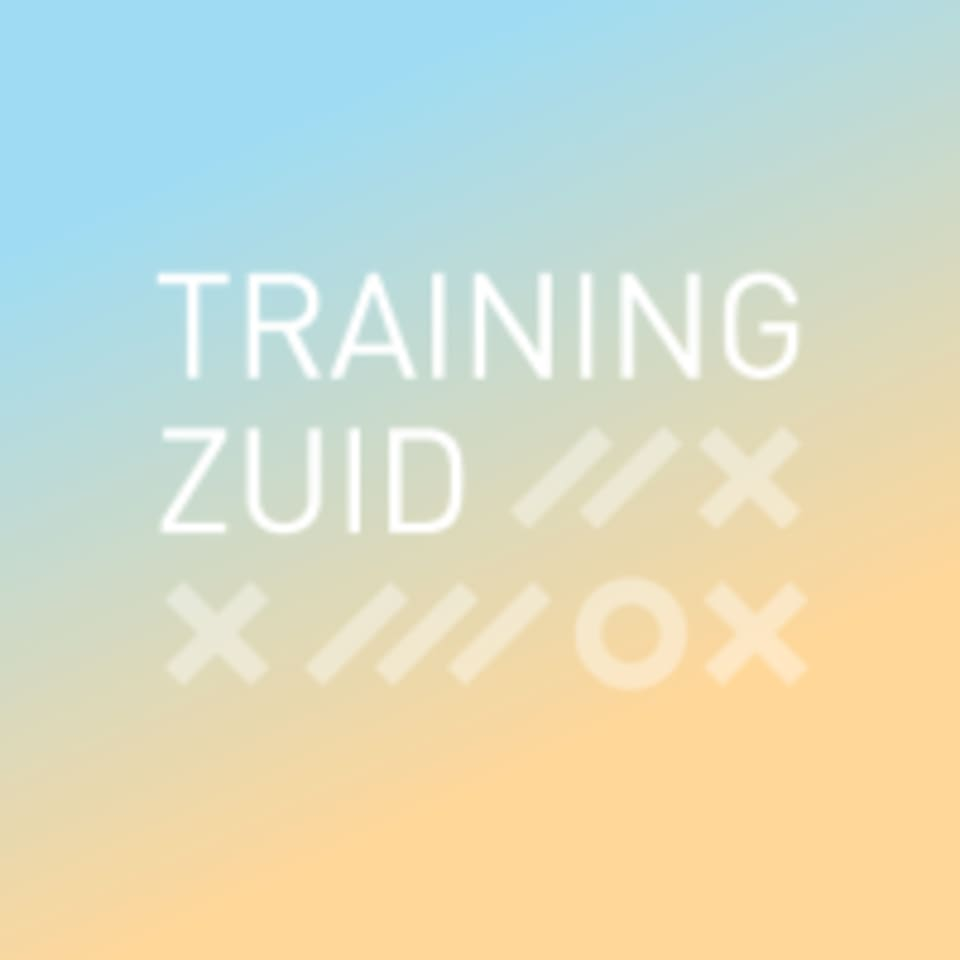Training Zuid logo