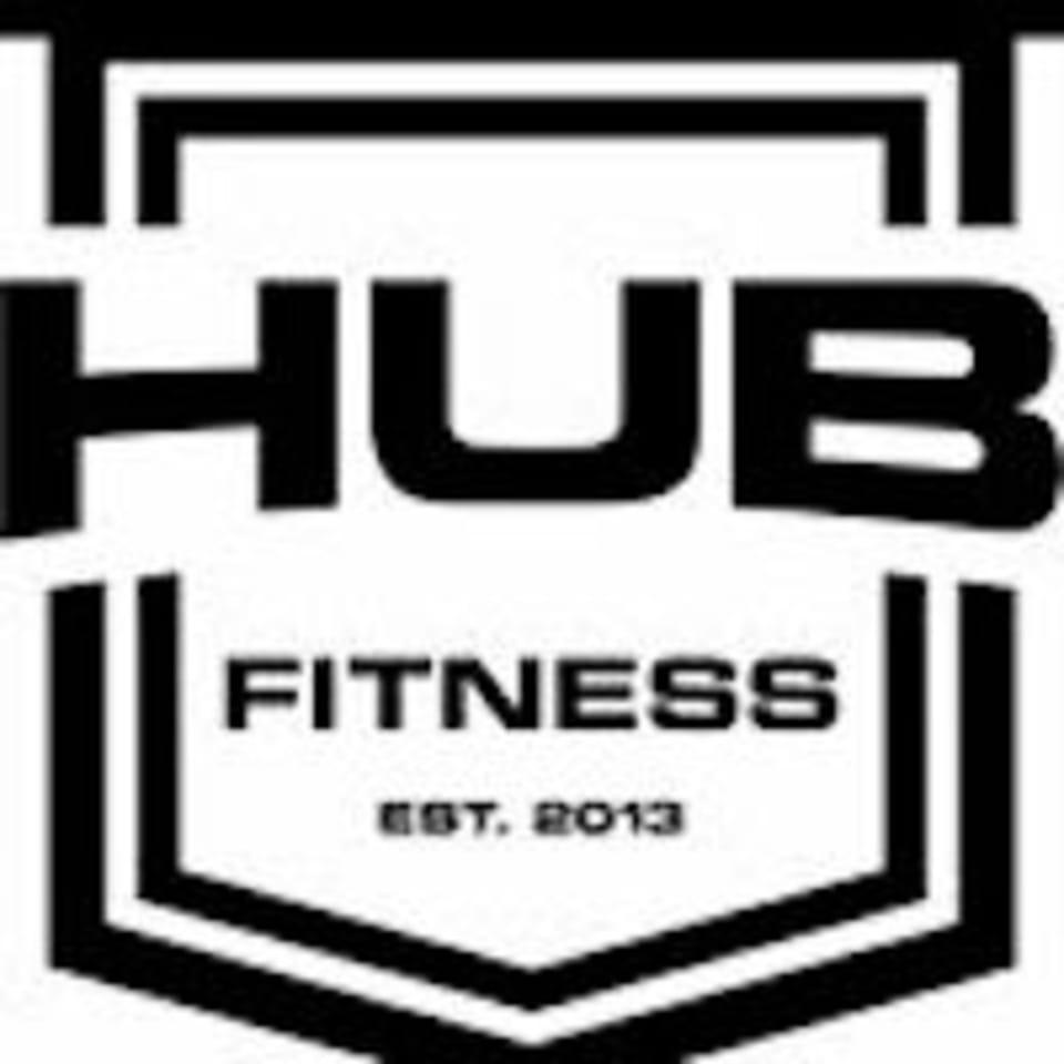 HUB Fitness  logo