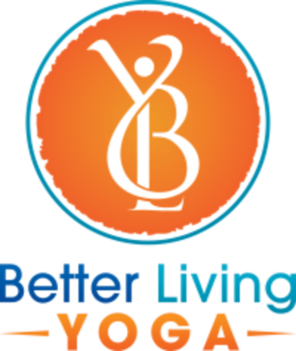 Better Living Yoga logo