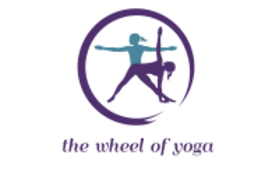 Wheel of Yoga Wellness logo