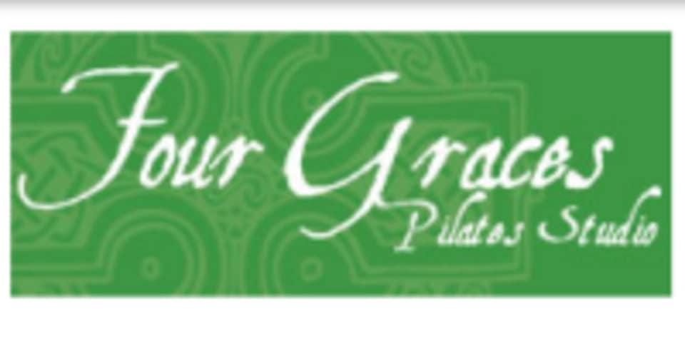 Four Graces Pilates Studio logo