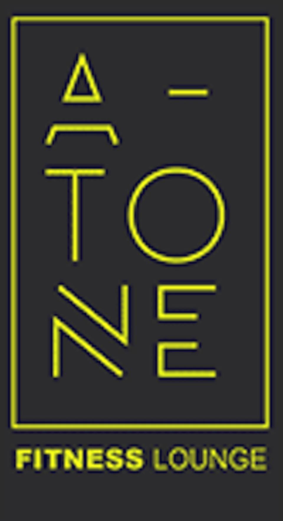 A-Tone Fitness Lounge logo