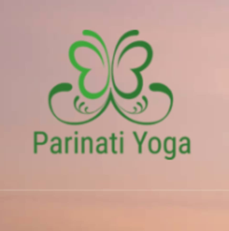 Parinati Yoga logo