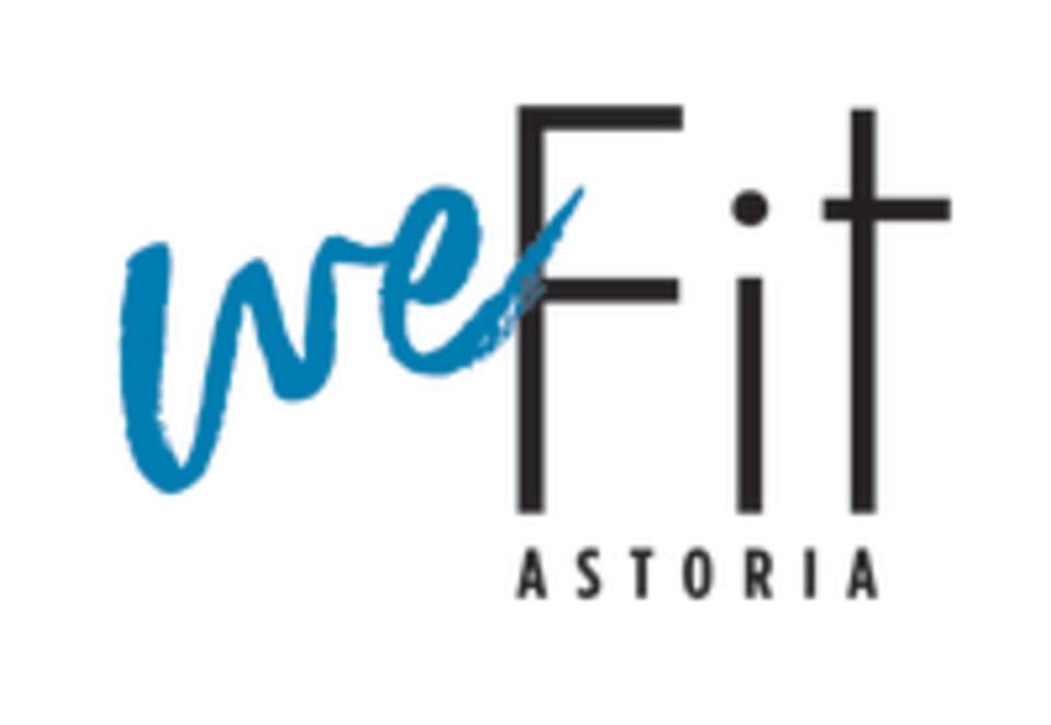 WeFitAstoria logo